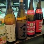 立呑み厨房 いち - 2013.1.8 紹興酒も売行き好調!