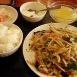 16733494 - 野菜炒め定食