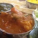 Surutan - 野菜カレー