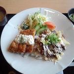 オリンピア食堂 -