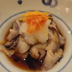 小石川 かとう - ナマコ酢