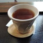 里山カフェ - オーガニックティー(アッサム)
