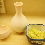 寿々屋 - 石川の手取川純米酒(780円)