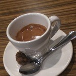スペシャリティコーヒー豆専門店 トライブ - エスプレッソ(サービスコーヒー)