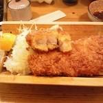 とんかつ武蔵 - 2013/1 上ロース