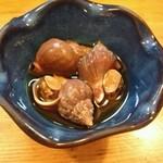 とんかつ武蔵 - 2013/1 お通し