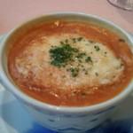 シャルムバリエ - グラタンスープ