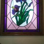 シャルムバリエ - アイリスのステンドグラス