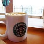 スターバックス・コーヒー - ホワイトモカカプチーノ(13年1月)