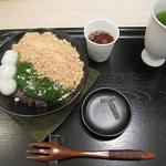 16743747 - 2012.12 訪問時 ほっと抹茶わらび餅