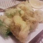 16743974 - 牡蠣の天ぷら980円