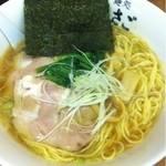 麺処まさご - 東京らーめん550円