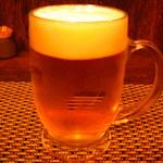 16744279 - 生ビール(ここのは最高)