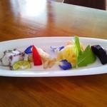 慶留間gnon - 夏の前菜