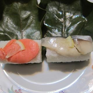 玉寿司 柿の葉寿司本舗 本店 - 加賀柿の葉寿司