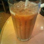 ドトールコーヒーショップ - アイスカフェラテS