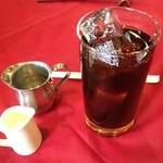 グリル グランド - 食後のコーヒー
