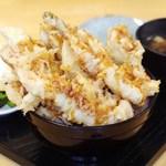 海鮮食堂 太陽 - 海鮮天丼(小)