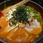 麺家 大国 - 味噌豚骨/800円