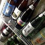 日本酒バー にゃごりん - 酒はたくさんあります