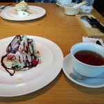16750415 - デザート ミニロールケーキ