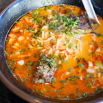ニイハオ - タンタン麺