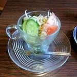 マリ亜ンヌ - 追加150円 サラダ