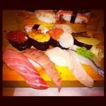 喜久寿司 - おまかせにぎり(増量)