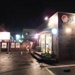 カフェ タイキチ - 店入口