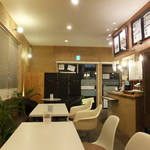 カフェ タイキチ - 内装2