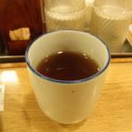 松屋 - ほうじ茶