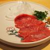 土手・あつみや - 料理写真:【馬刺し】長野信州の国産馬肉