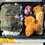 ごはん亭 - 料理写真:のりから弁当¥410
