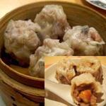 """粥菜坊 - しゅまいの真実。とても""""ぷりぷり""""なしゅうまいです。ヤムチャの本場広州の本当の作り方で作っているからです。"""