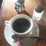 ラディッシュ - 日替わりパン付きモーニングセット(ブレンドコーヒー)