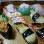 寿司一作 - 上にぎり