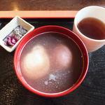 コーヒーハウス シャルドネ - 出雲ぜんざい