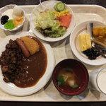 三井ガーデンホテル岡山 - 朝食バイキング
