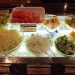 三井ガーデンホテル岡山 - 岡山県産の野菜を用いたサラダバー