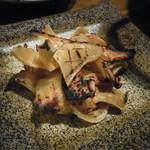 十祇家 - エイヒレの炙り焼き