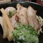 ラーメン番長銀次郎 - 2013.01.10つけ麺(お値打ち盛り)