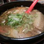 ラーメン番長銀次郎 - 2013.10.10つけ麺つけ汁