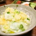 さかな市場 - ちゃんこ鍋の〆雑炊