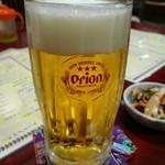 琉球 - 料理写真:オリオン 生ビール
