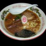 1676846 - 鶏ガラの「中華そば」550円