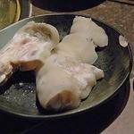 焼肉 ちからや - 豚足¥500