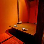 和の個室空間 桜坂 - 2名様個室♪今宵はしっぽり周りを気にせず飲みたい時に☆