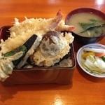 16762241 - 塩天丼(950円)