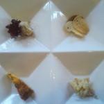 コッコリーノ - 料理写真:前菜四種