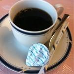 霞ガーデン  - 食後のコーヒー